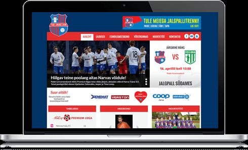 kodulehe-tegemine-jalgpalliklubi